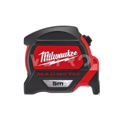 ML-001. Рулетка MILWAUKEE Magnetic Tape Premium 5м